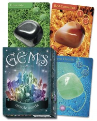 Gems Oracle Cards Mystic Convergence Metaphysical Supplies Metaphysical Supplies, Pagan Jewelry, Witchcraft Supply, New Age Spiritual Store