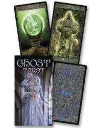 Ghost Gothic Tarot Card Deck Mystic Convergence Magical Supplies Wiccan Supplies, Pagan Jewelry, Witchcraft Supplies, New Age Store