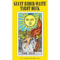 Rider-Waite Giant Tarot Deck