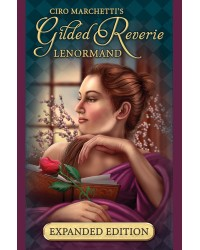 Gilded Reverie Lenorman Cards - Expanded Edition  Mystic Convergence Metaphysical Supplies Metaphysical Supplies, Pagan Jewelry, Witchcraft Supply, New Age Spiritual Store