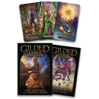 Gilded Tarot Royale Cards Kit