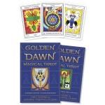 Golden Dawn Magical Tarot Card Deck and Book Set at Mystic Convergence Metaphysical Supplies, Metaphysical Supplies, Pagan Jewelry, Witchcraft Supply, New Age Spiritual Store