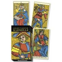 Golden Marseille Tarot Cards