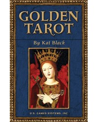 Golden Tarot Cards Mystic Convergence Metaphysical Supplies Metaphysical Supplies, Pagan Jewelry, Witchcraft Supply, New Age Spiritual Store