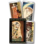 Golden Tarot of Klimt Tarot Deck at Mystic Convergence Metaphysical Supplies, Metaphysical Supplies, Pagan Jewelry, Witchcraft Supply, New Age Spiritual Store