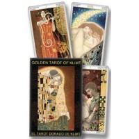Golden Tarot of Klimt Tarot Cards