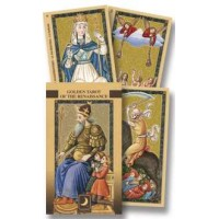 Golden Tarot of the Renaissance Deck