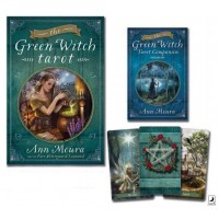 Green Witch Tarot Cards Boxed Set