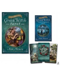 Green Witch Tarot Boxed Set Mystic Convergence Metaphysical Supplies Metaphysical Supplies, Pagan Jewelry, Witchcraft Supply, New Age Spiritual Store