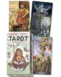Gregory Scott Tarot Cards Mystic Convergence Metaphysical Supplies Metaphysical Supplies, Pagan Jewelry, Witchcraft Supply, New Age Spiritual Store