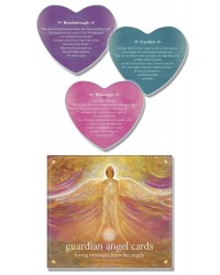 Guardian Angel Oracle Cards - Loving Messages from the Angels Mystic Convergence Metaphysical Supplies Metaphysical Supplies, Pagan Jewelry, Witchcraft Supply, New Age Spiritual Store