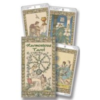 Harmonious Tarot Deck of Lady Victorian Westwood