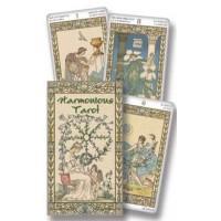 Harmonious Tarot Cards of Lady Victorian Westwood