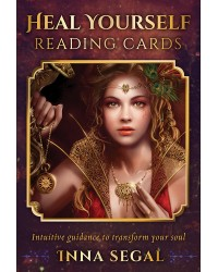 Heal Yourself Reading Cards Mystic Convergence Metaphysical Supplies Metaphysical Supplies, Pagan Jewelry, Witchcraft Supply, New Age Spiritual Store