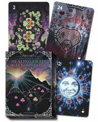 Healing Light Lenormand Cards Mystic Convergence Metaphysical Supplies Metaphysical Supplies, Pagan Jewelry, Witchcraft Supply, New Age Spiritual Store