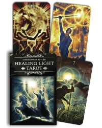 Healing Light Tarot Cards Mystic Convergence Metaphysical Supplies Metaphysical Supplies, Pagan Jewelry, Witchcraft Supply, New Age Spiritual Store