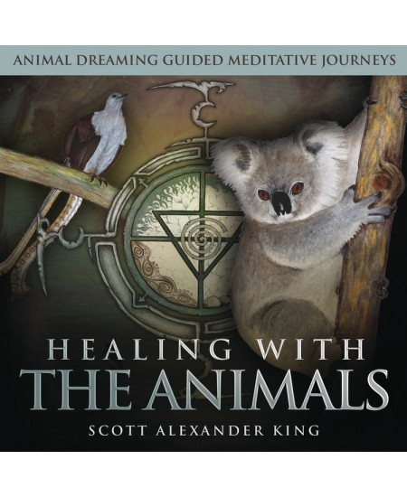 Healing with the Animals CD at Mystic Convergence Metaphysical Supplies, Metaphysical Supplies, Pagan Jewelry, Witchcraft Supply, New Age Spiritual Store