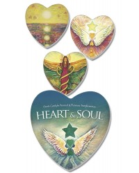 Heart & Soul Oracle Cards Mystic Convergence Metaphysical Supplies Metaphysical Supplies, Pagan Jewelry, Witchcraft Supply, New Age Spiritual Store