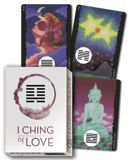 I-Ching of Love Cards at Mystic Convergence Metaphysical Supplies, Metaphysical Supplies, Pagan Jewelry, Witchcraft Supply, New Age Spiritual Store