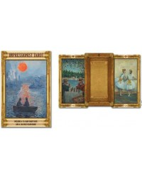 Impressionists Tarot Boxed Kit Mystic Convergence Metaphysical Supplies Metaphysical Supplies, Pagan Jewelry, Witchcraft Supply, New Age Spiritual Store
