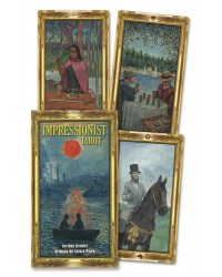 Impressionists Tarot Cards Mystic Convergence Metaphysical Supplies Metaphysical Supplies, Pagan Jewelry, Witchcraft Supply, New Age Spiritual Store