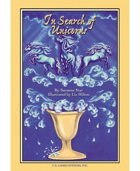 In Search of Unicorns Book at Mystic Convergence Metaphysical Supplies, Metaphysical Supplies, Pagan Jewelry, Witchcraft Supply, New Age Spiritual Store