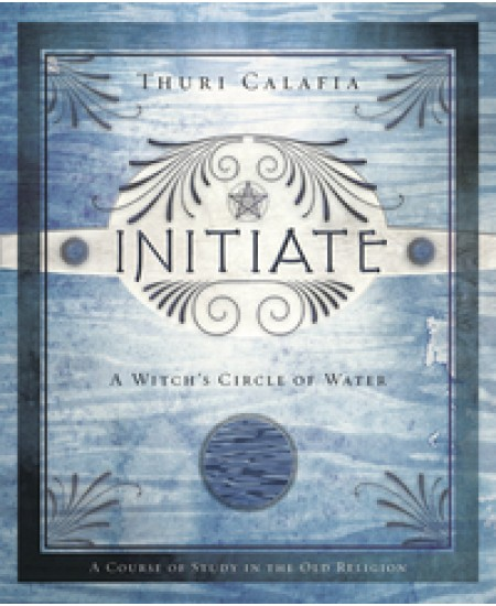 Initiate - A Witch's Circle of Water at Mystic Convergence Metaphysical Supplies, Metaphysical Supplies, Pagan Jewelry, Witchcraft Supply, New Age Spiritual Store