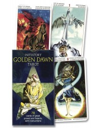 Initiatory Tarot of the Golden Dawn Deck Mystic Convergence Metaphysical Supplies Metaphysical Supplies, Pagan Jewelry, Witchcraft Supply, New Age Spiritual Store