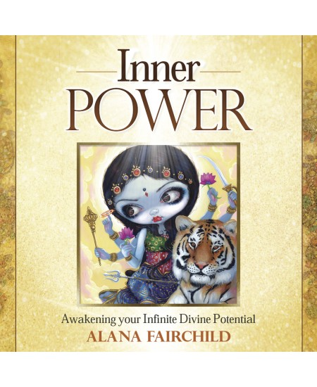 Inner Power CD at Mystic Convergence Metaphysical Supplies, Metaphysical Supplies, Pagan Jewelry, Witchcraft Supply, New Age Spiritual Store