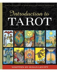Introduction to Tarot Book Mystic Convergence Metaphysical Supplies Metaphysical Supplies, Pagan Jewelry, Witchcraft Supply, New Age Spiritual Store