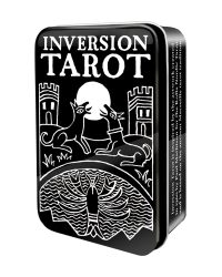Inversion Tarot Mini Cards in a Tin Mystic Convergence Metaphysical Supplies Metaphysical Supplies, Pagan Jewelry, Witchcraft Supply, New Age Spiritual Store