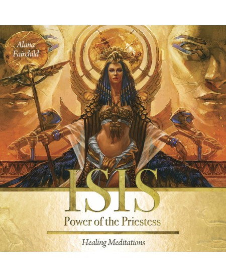 Isis CD at Mystic Convergence Metaphysical Supplies, Metaphysical Supplies, Pagan Jewelry, Witchcraft Supply, New Age Spiritual Store
