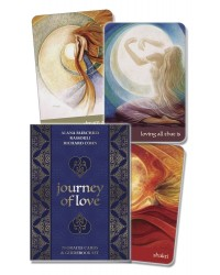 Journey of Love Oracle Cards Mystic Convergence Metaphysical Supplies Metaphysical Supplies, Pagan Jewelry, Witchcraft Supply, New Age Spiritual Store