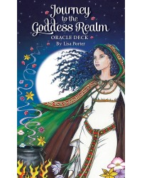 Journey to the Goddess Realm Oracle Cards Mystic Convergence Metaphysical Supplies Metaphysical Supplies, Pagan Jewelry, Witchcraft Supply, New Age Spiritual Store