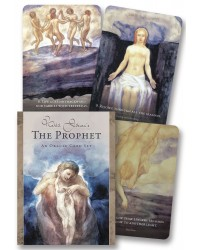 Kahlil Gibran's The Prophet - An Oracle Card Set Mystic Convergence Metaphysical Supplies Metaphysical Supplies, Pagan Jewelry, Witchcraft Supply, New Age Spiritual Store