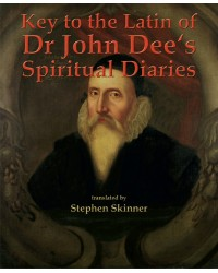 Key to the Latin of Dr. John Dee's Spiritual Diaries Mystic Convergence Metaphysical Supplies Metaphysical Supplies, Pagan Jewelry, Witchcraft Supply, New Age Spiritual Store