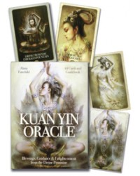 Kuan Yin Oracle Cards Mystic Convergence Metaphysical Supplies Metaphysical Supplies, Pagan Jewelry, Witchcraft Supply, New Age Spiritual Store