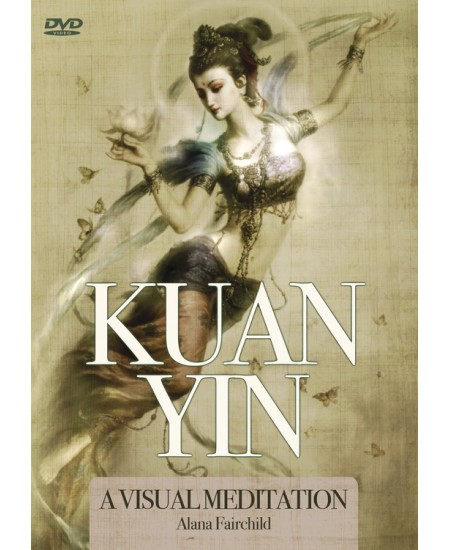 Kuan Yin DVD at Mystic Convergence Metaphysical Supplies, Metaphysical Supplies, Pagan Jewelry, Witchcraft Supply, New Age Spiritual Store