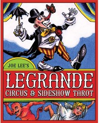 LeGrande Circus & Sideshow Tarot Cards Mystic Convergence Metaphysical Supplies Metaphysical Supplies, Pagan Jewelry, Witchcraft Supply, New Age Spiritual Store