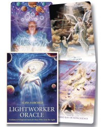 Lightworker Oracle Cards Mystic Convergence Metaphysical Supplies Metaphysical Supplies, Pagan Jewelry, Witchcraft Supply, New Age Spiritual Store