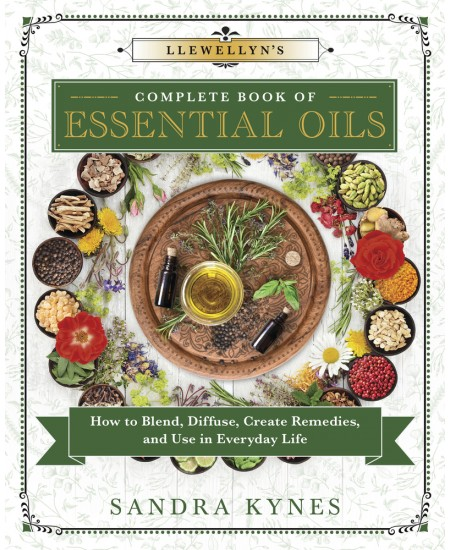 Llewellyn's Complete Book of Essential Oils at Mystic Convergence Metaphysical Supplies, Metaphysical Supplies, Pagan Jewelry, Witchcraft Supply, New Age Spiritual Store
