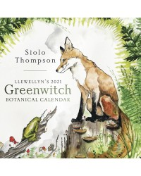 Llewellyn's 2021 Greenwitch Botanical Calendar Mystic Convergence Metaphysical Supplies Metaphysical Supplies, Pagan Jewelry, Witchcraft Supply, New Age Spiritual Store