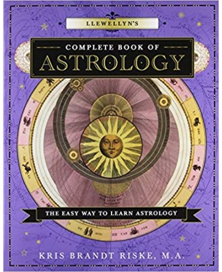 Llewellyn's Complete Book of Astrology at Mystic Convergence Metaphysical Supplies, Metaphysical Supplies, Pagan Jewelry, Witchcraft Supply, New Age Spiritual Store