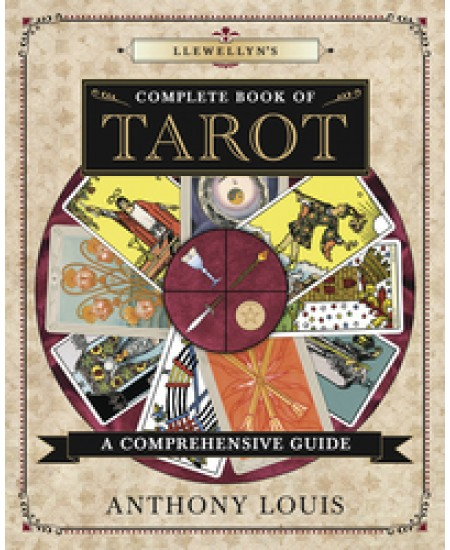 Llewellyn's Complete Book of Tarot at Mystic Convergence Metaphysical Supplies, Metaphysical Supplies, Pagan Jewelry, Witchcraft Supply, New Age Spiritual Store