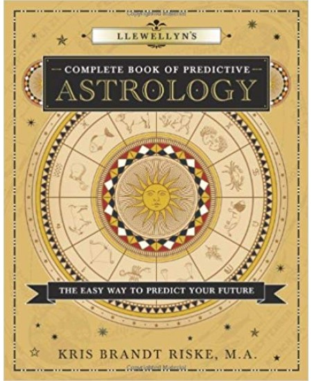 Llewellyn's Complete Book of Predictive Astrology at Mystic Convergence Metaphysical Supplies, Metaphysical Supplies, Pagan Jewelry, Witchcraft Supply, New Age Spiritual Store