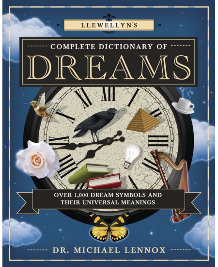 Llewellyn's Complete Dictionary of Dreams at Mystic Convergence Metaphysical Supplies, Metaphysical Supplies, Pagan Jewelry, Witchcraft Supply, New Age Spiritual Store