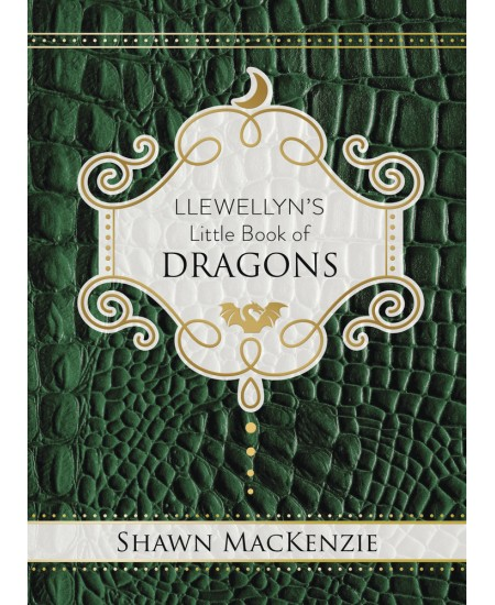 Llewellyn's Little Book of Dragons at Mystic Convergence Metaphysical Supplies, Metaphysical Supplies, Pagan Jewelry, Witchcraft Supply, New Age Spiritual Store