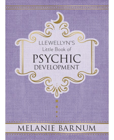 Llewellyn's Little Book of Psychic Development at Mystic Convergence Metaphysical Supplies, Metaphysical Supplies, Pagan Jewelry, Witchcraft Supply, New Age Spiritual Store