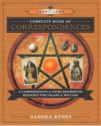 Llewellyn's Complete Book of Correspondences Mystic Convergence Magical Supplies Wiccan Supplies, Pagan Jewelry, Witchcraft Supplies, New Age Store
