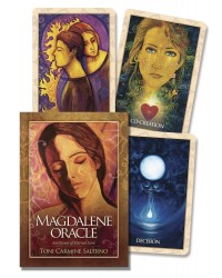 Magdalene Oracle Cards - An Ocean of Eternal Love Mystic Convergence Metaphysical Supplies Metaphysical Supplies, Pagan Jewelry, Witchcraft Supply, New Age Spiritual Store